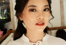 Felicia's Prewedding by Arlene Novita Makeup