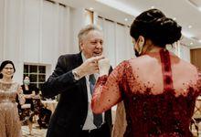 Arnold & Chika Wedding at The Allwynn by AKSA Creative