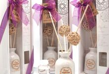 Aroma Diffuser Include Packaging by Fine Souvenir