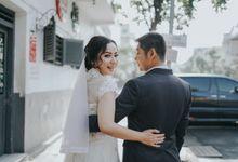 Prewedding of Denny & Mita by Ariel Photography