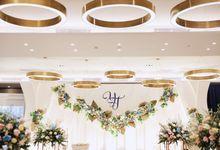 Wedding of Tri and Yuli - 28 December 2019 by Holiday Inn & Suites Jakarta Gajah Mada
