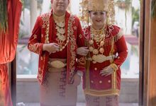 Wedding Sesha dan Kiky by Azila Villa