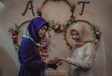 Engagement Tiya & Aris by Masaiya Story