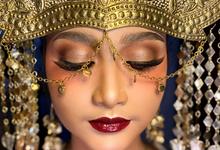 Mandailing Bride by ARStudio Makeup