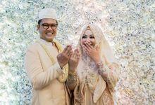 Wedding Tarry & Rama by Video Art