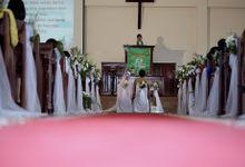 Wedding Bonar & Lydia at Dhanapala by Video Art
