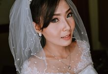 wedding Ika & Bowo by afans art photography