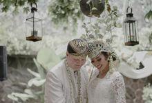 The Wedding Icha & Petri by Three Art Photography