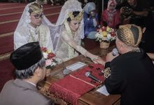 wedding of Nita  & Ahmad by Video Art