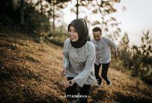 Prewedding Riska & Rendy by Attarakha Fotografi
