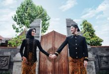 prewedding indah & raihan by afans art photography