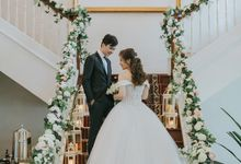 Celebrating Yong Jie & Carissa by ARTURE PHOTOGRAPHY