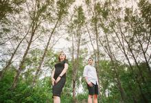 Prewedding Evry & Trisna by ARTGLORY BALI