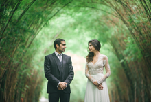 Honeymoon Photo of Ahmed & Sofia by ARTGLORY BALI
