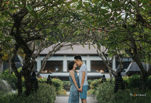 Bali Honeymoon of Chris & Karen by ARTGLORY BALI