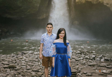 Prewedding Billova  & Anita by ARTGLORY BALI