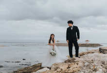 Honeymoon shoot of Yoshi & Mariko by ARTGLORY BALI