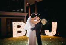 Soo & Janice Wedding by ARTGLORY BALI