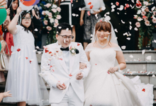 Michael & Kezia Wedding by ARTGLORY BALI