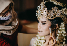 Ayip & Dara Wedding by ARTGLORY BALI