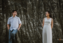 Prewedding of Ferdy & Adela by ARTGLORY BALI