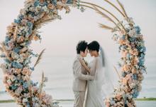 The Wedding of Kent & Nicky by ARTGLORY BALI