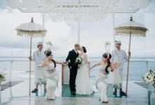 Bali Wedding of Riska & Giuseppe by ARTGLORY BALI