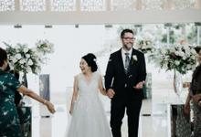 Bali Wedding Rick & Lina by ARTGLORY BALI