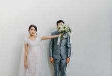 Bali Wedding Ardito & Ardhina by ARTGLORY BALI