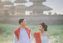 Arfi & Jessika prewedding session by ARTGLORY BALI