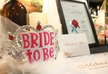 Bride Shower by ARTOTEL Surabaya