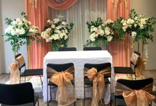 Rindy and Lendra Wedding by ARTOTEL Surabaya