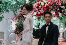 Iku & Boy Wedding by Artsy Design
