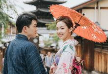 Kyoto and Osaka Prewedding by ARTURE PHOTOGRAPHY