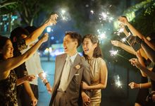 Celebrating JunHao & Rosalia (NIGHT) by ARTURE PHOTOGRAPHY