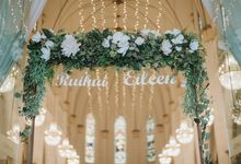 Chijmes Wedding- Celebrating Rui Hui & Eileen by ARTURE PHOTOGRAPHY
