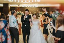 Celebrating Zong Zhen & Shery - Carlton Hotel Singapore by ARTURE PHOTOGRAPHY