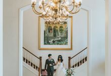 Iwan & Steffi by ARTURE PHOTOGRAPHY