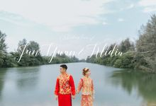 Alidia & JunYuan by ARTURE PHOTOGRAPHY