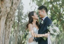 Celebrating WaiHong & Wenxin by ARTURE PHOTOGRAPHY