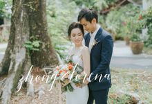 Zhong & Lorena by ARTURE PHOTOGRAPHY