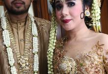 Inca's wedding by Arum Ndalu Sanggar Rias Pengantin