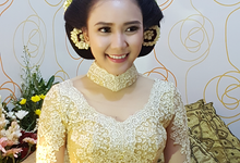 Make up by Arum Ndalu Sanggar Rias Pengantin