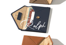 Ralph Business Card Holder by Arumanis Gift