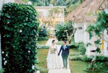 Wedding Of Arya & Vita by Kanomayasa Ubud