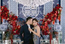Engagement of Alvin & Sylvia by WYMM Organizer