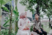 Engagement Reza & Putry by AWAN SENJA PHOTOGRAPHY
