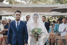 Country Chic & Rustic Wedding of Andrea & Sekar by Elior Design