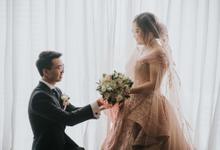 Elegant Garden Themed Engagement of Yi Hong&Nadia by AS2 Wedding Organizer