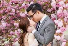 The Prewedding of Alim & Ivana by LUNETTE VISUAL INDUSTRIE